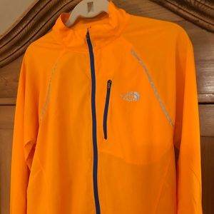 The North Face running jacket